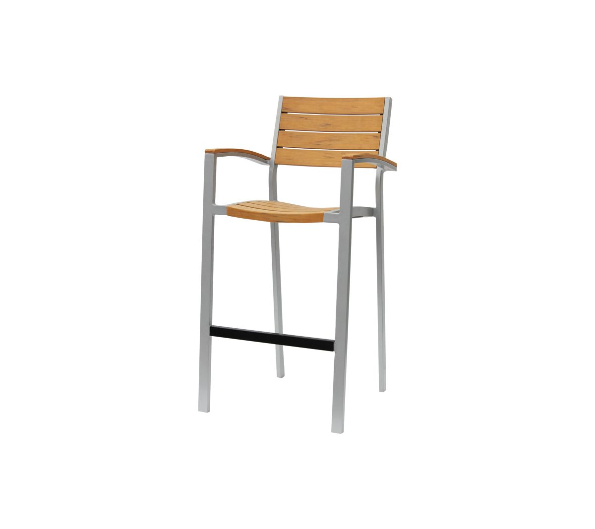 8 FN42944TEK New Mirage Bar Chair with Arm