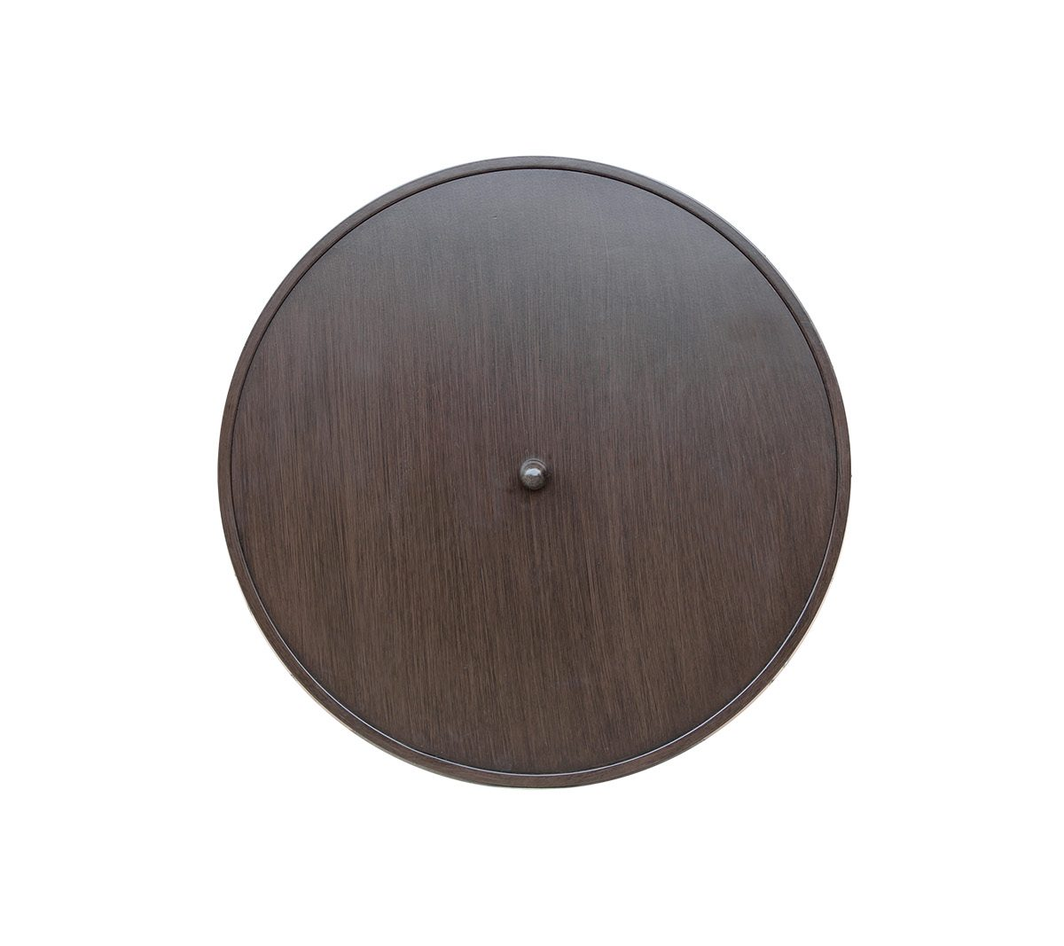 Round Firepit Cover MA206-R1-CRB - Round Fire Pit Burner Lid – Ratana