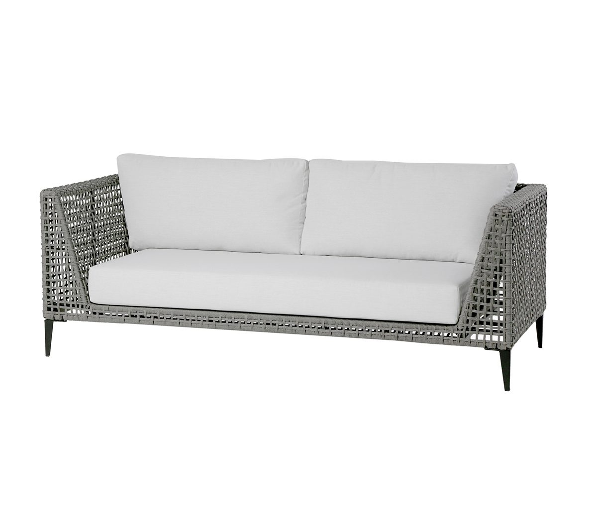 FN57203GRY_C Genval 2.5 Seater Sofa