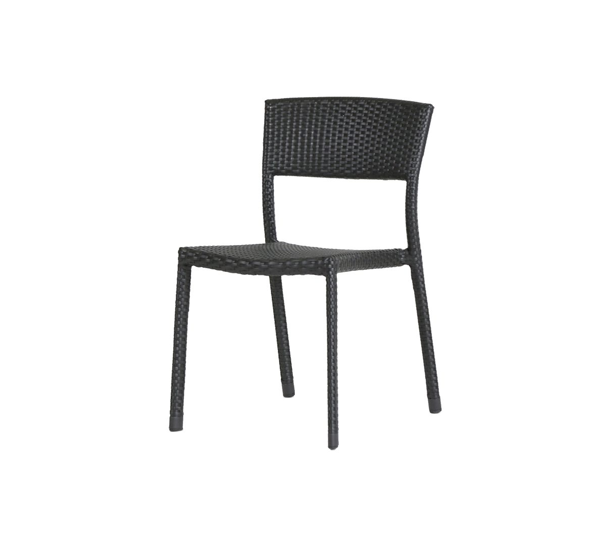 FN58411BLK Zurich Dining Chair