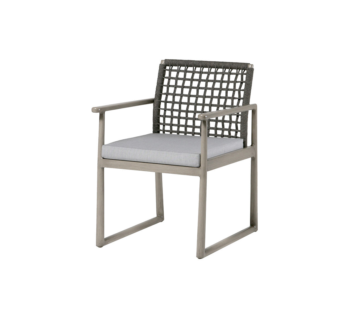 FN58712COG_C Park West Dining Arm Chair